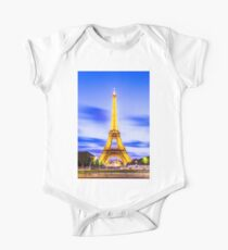 Eiffel Tower 7 One Piece - Short Sleeve