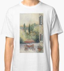 Red Umbrella - Tuscany Classic T-Shirt