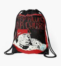 Limpio - Stop the Violence Chicago Drawstring Bag