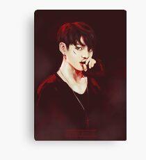 BTS Jungkook 08 Canvas Print