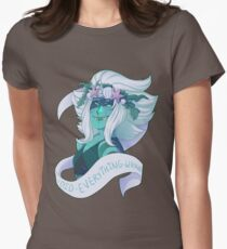 Malachite Women's Fitted T-Shirt