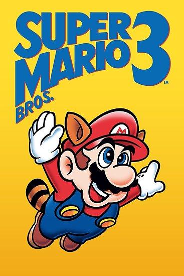 Super Mario 3 by evanfitz