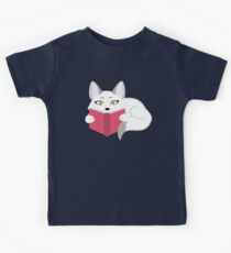 Reading Fox Kids Tee