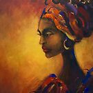 African Queen by Ivana Pinaffo