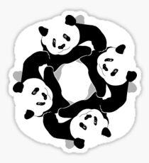 PANDA PLAY Sticker