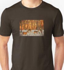 Creatures Of A Winter Sunset T-Shirt