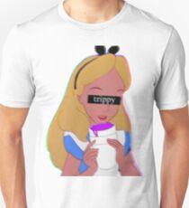 Trippy Alice Unisex T-Shirt