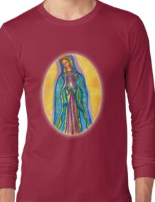 Virgin Mary Long Sleeve T-Shirt