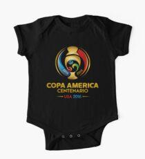Copa America Centenario, Usa 2016 One Piece - Short Sleeve