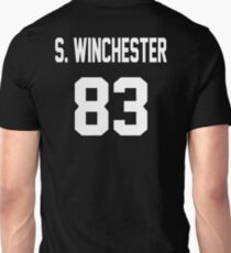 Supernatural Jersey (Sam Winchester) T-Shirt