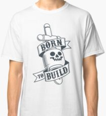 Master Builders only - clear Classic T-Shirt