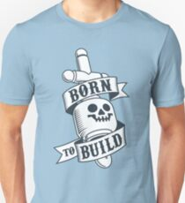 Master Builders only - clear Unisex T-Shirt