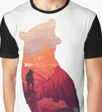 I will Rise Graphic T-Shirt
