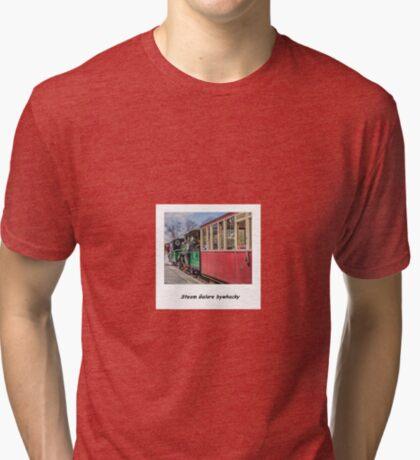 Steam Galore ! Tri-blend T-Shirt