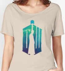 Dr Who - 10th  Women's Relaxed Fit T-Shirt