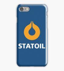 STATOIL RACING LUBRICANT iPhone Case/Skin