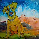 Dog by Juhan Rodrik