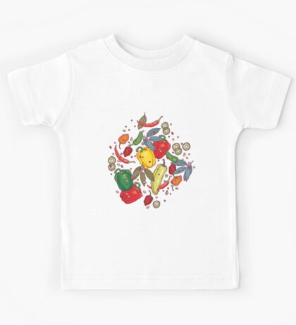 Hot & spicy! Kids Clothes