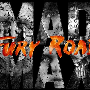 Mad Max: Fury Road by Gualtiero