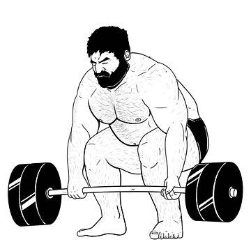 Gym by mavekk