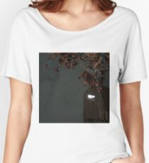 Autumn Bottle and Twigs Women's Relaxed Fit T-Shirt