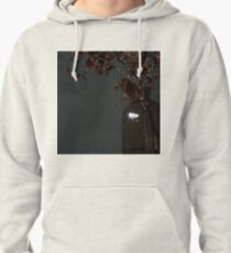 Autumn Bottle and Twigs Pullover Hoodie