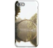 The Bridge at Rakotz iPhone Case/Skin
