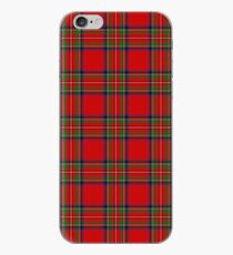 Vinilo o funda para iPhone Royal Stewart Tartán