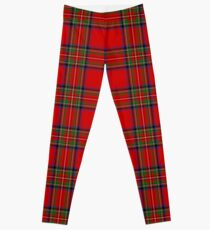 Royal Stewart Tartan Leggings