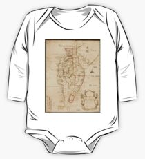 American Revolutionary War Era Maps 1750-1786 973 To the American Philosophical Society this map of the peninsula between Delaware & Chesopeak bays with the One Piece - Long Sleeve
