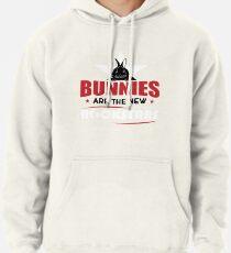 Bunnies are the new rockstars Hoodie
