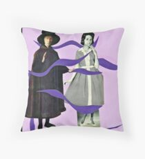 . . .she called him Mister Hat. . . Throw Pillow