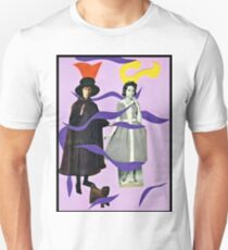 . . .she called him Mister Hat. . . T-Shirt