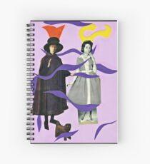 . . .she called him Mister Hat. . . Spiral Notebook