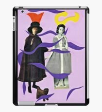 . . .she called him Mister Hat. . . iPad Case/Skin