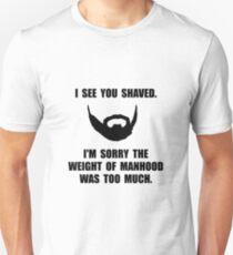 Shaved Manhood T-Shirt