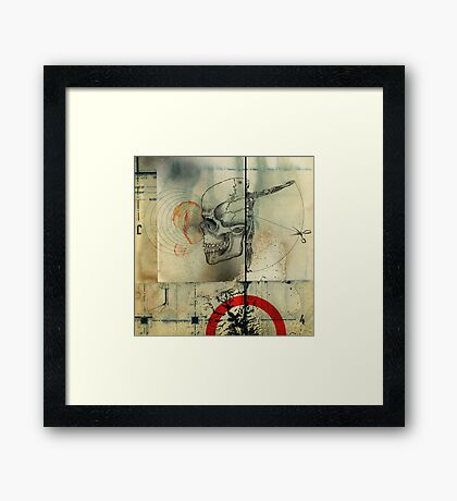ocio Framed Print