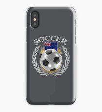 New Zealand Soccer 2016 Fan Gear iPhone Case