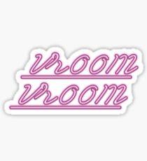 Vroom Vroom Sticker