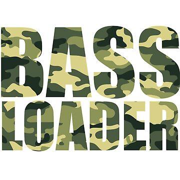 """""""Bass Loader"""" Camo by Wuiye"""