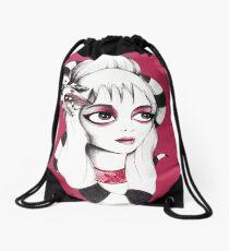 Lydia Deetz Drawstring Bag