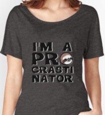 Procrastinator Women's Relaxed Fit T-Shirt