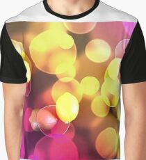 Lemons floating with bubbles  Graphic T-Shirt