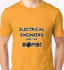 Electrical Engineers Are The Bomb! T-Shirt