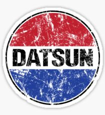Datsun Logo Sticker