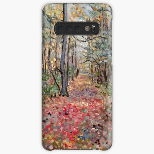Trail Along The East Line Samsung Galaxy Snap Case