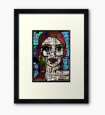 Dead Before I'm Born Framed Print