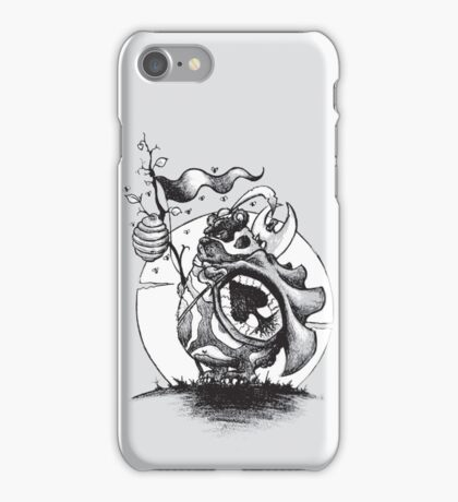 Nature Warriors: Honey Bear iPhone Case/Skin