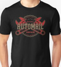 Rockbell Automail Repair (Upgrade) Unisex T-Shirt