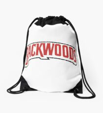 Backwoods Drawstring Bag